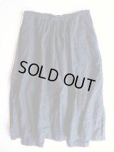 AUGUSTE-PRESENTATION   Pajama Lookスカートパンツ BLACK