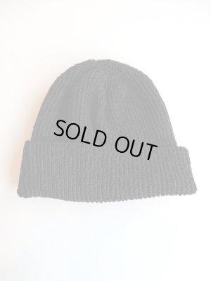 画像1: necessary or unnecessary  SILK CAP BLACK